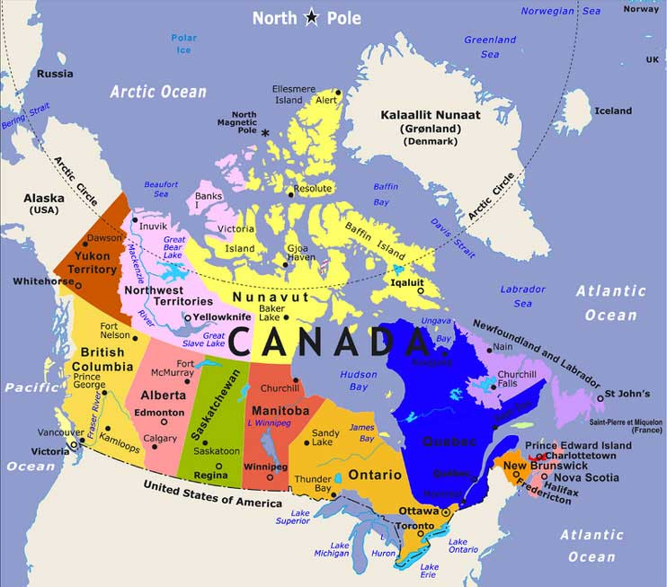 national account canada map